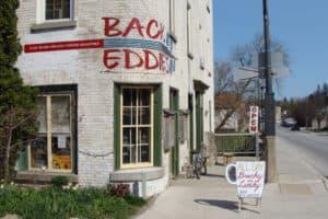 Back-Eddies