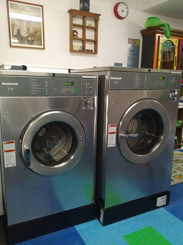 laudromat-washers