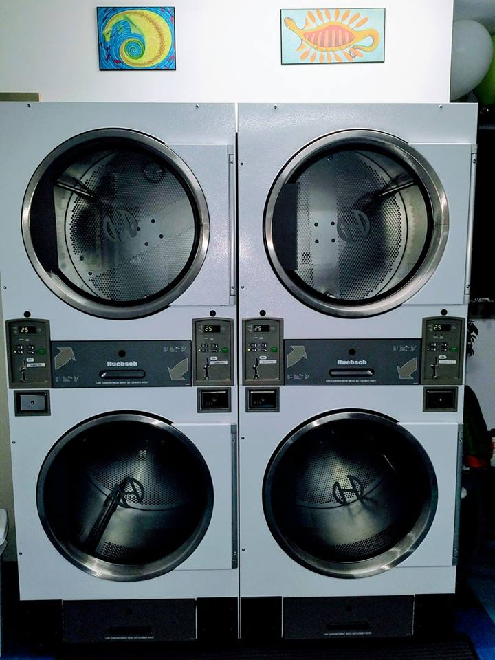 laundromat-dryers