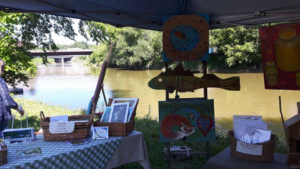 Artists on the River @ Village of Paisley