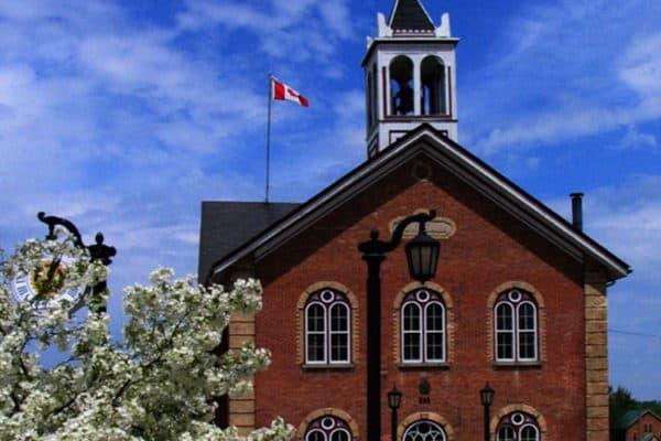 Paisley Ontario TOWN HALL