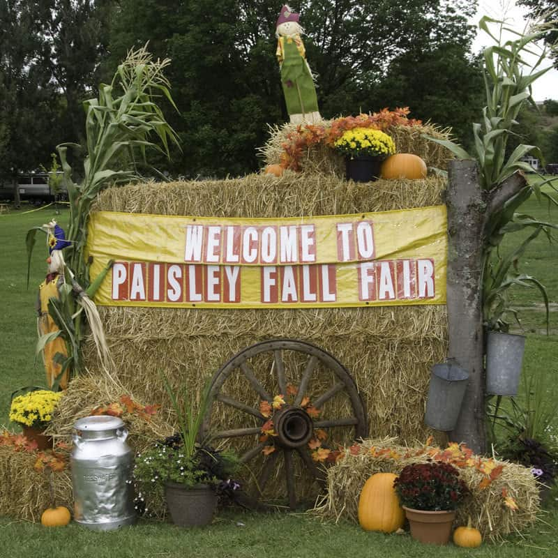 paisley Fall Fair
