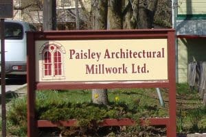 Paisley Architectural Millwork Paisley On