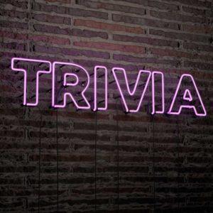 TRIVIA NIGHT @ Treasure Chest Museum
